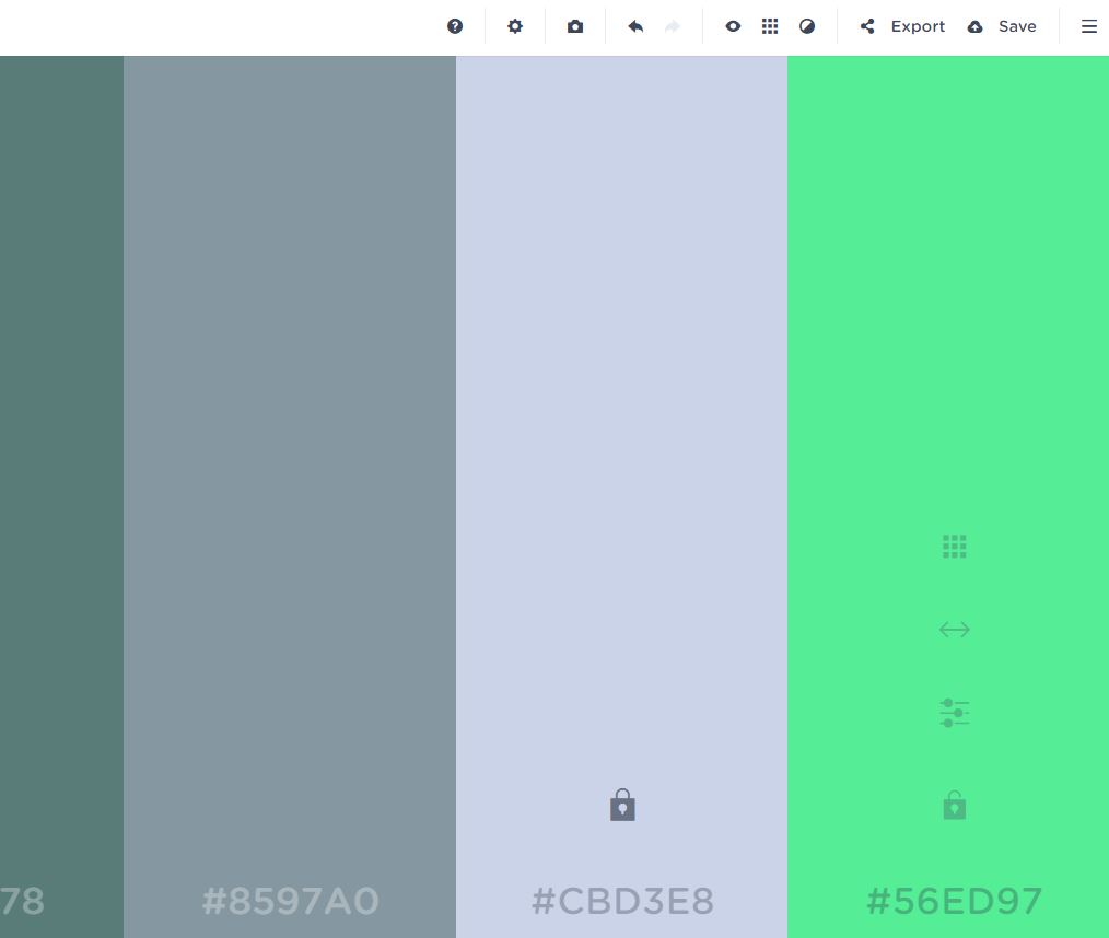 Online Interior Design Tools Color Palette Generator