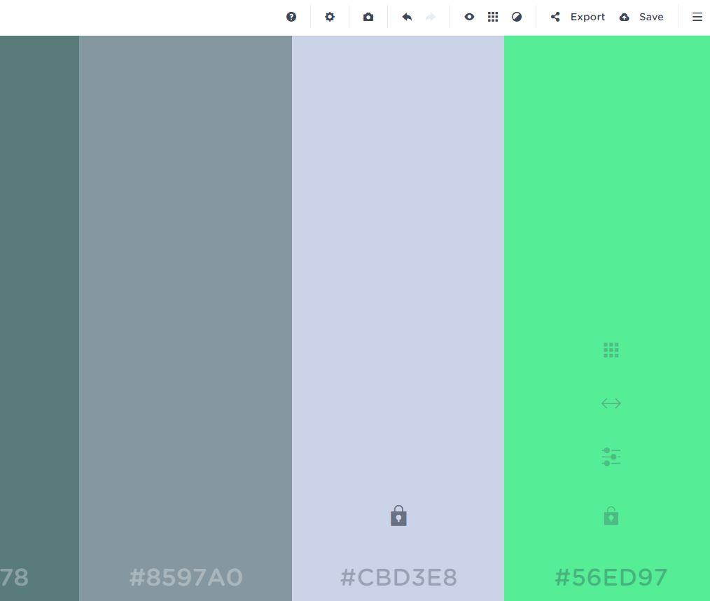 Interior design color palette generator - Living room color palette generator ...